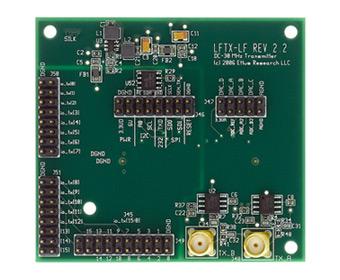 射频子板LFTX